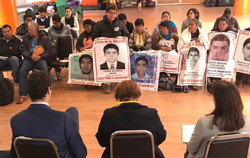 Relatores de ONU y CIDH visitan México, donde van 106 periodistas asesinados