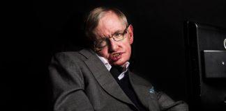Tesis doctoral de Stephen Hawking