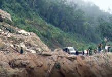 Vietnam tifón Damrey