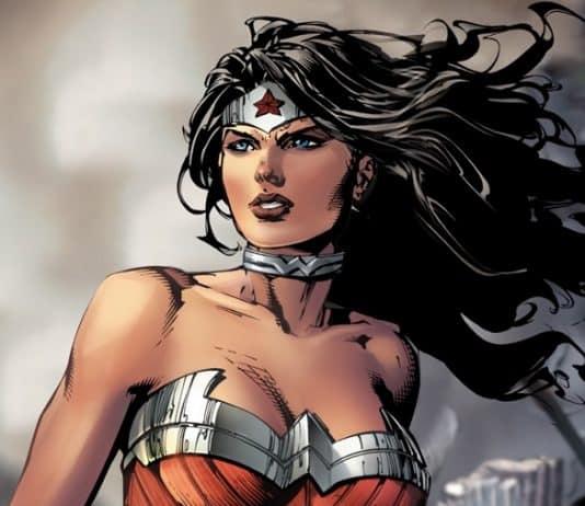 origen de Wonder Woman