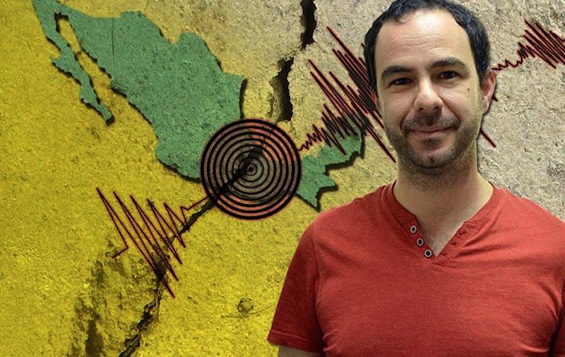 Sismólogo de la UNAM, de los 10 mejores científicos del mundo