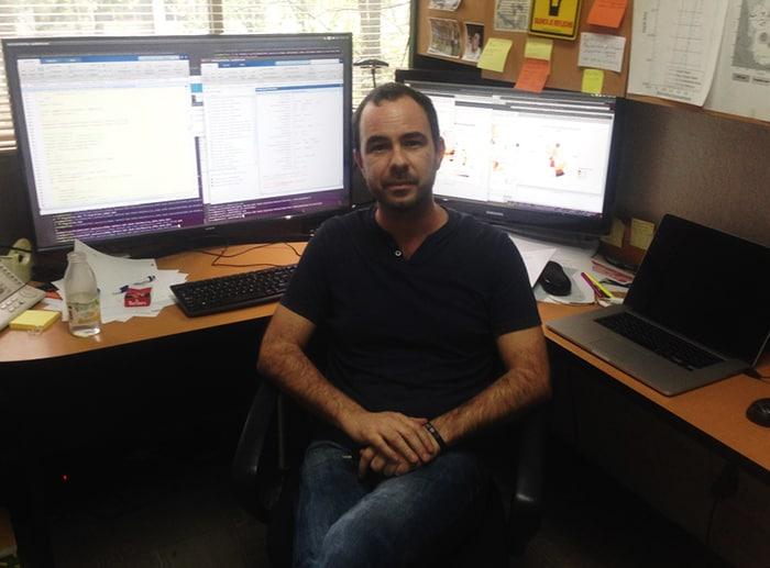 Victor Cruz Atienza revista Nature