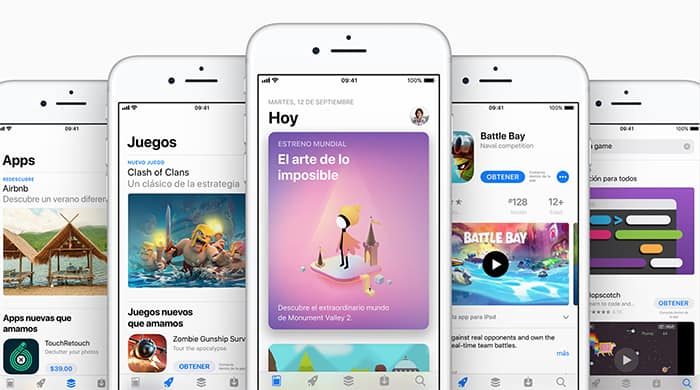 Apple combinará apps