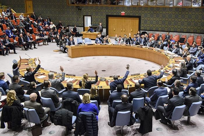 sanciones para Corea del Norte Programa nuclear