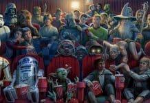estreno de Star Wars The Last Jedi