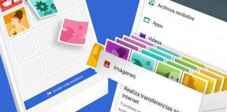 Files Go hábitos del usuario de internet