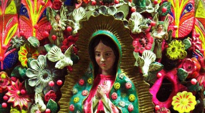 La Virgen de Guadalupe tradición 12 de diciembre