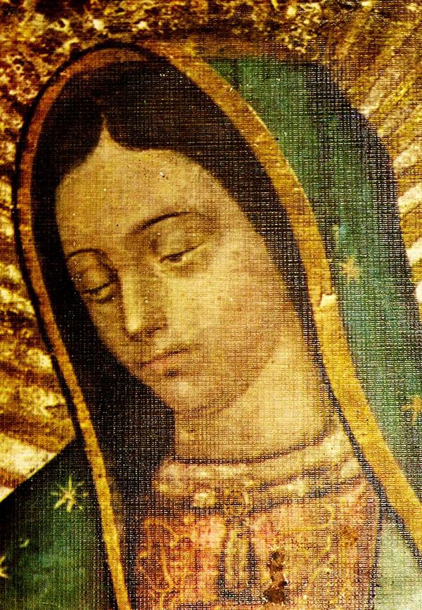 La Guadalupana 12 de diciembre