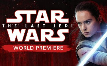 Estreno mundial de Star Wars: The Last Jedi