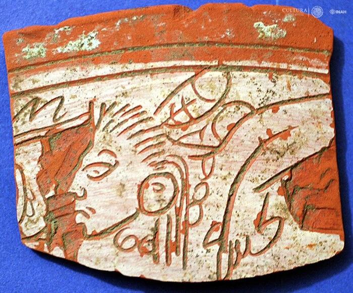 mujer maya figuras Jonutla Tabasco