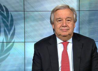 El mundo en alerta roja ONU Antonio Guterres