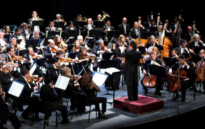 Orquesta Filarmónica de la CDMX 2018
