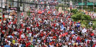 Honduras en toque de queda TSE