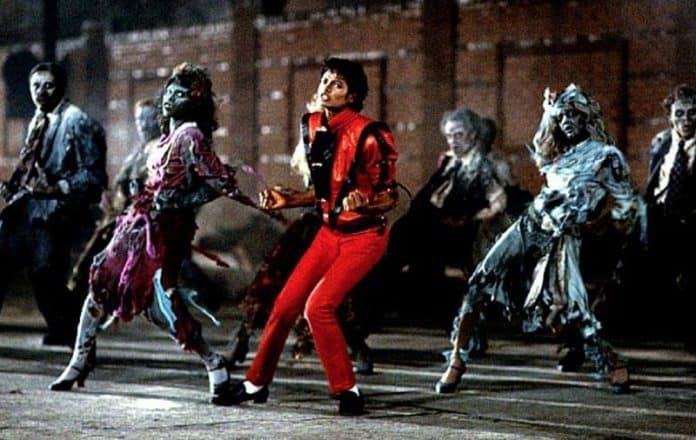 35 años de Thriller de Michael Jackson