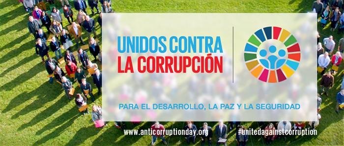 Día Internacional contra la Corrupción 2017