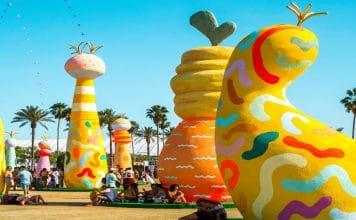 Los Ángeles Azules en el Festival Coachella 2018