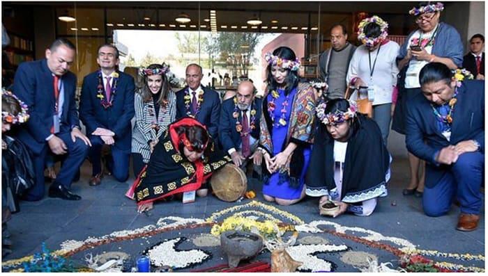 Empoderar a las mujeres indígenas Hambre Cero