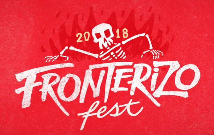 Fronterizo Fest 2018 metal en México
