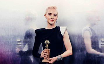 Premios Globos de Oro en negro