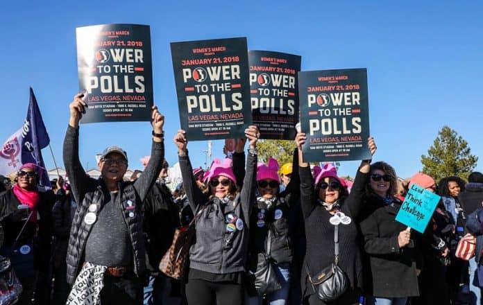 segunda Marcha de las Mujeres
