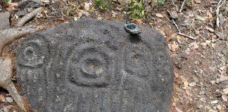 petrograbados en Nayarit