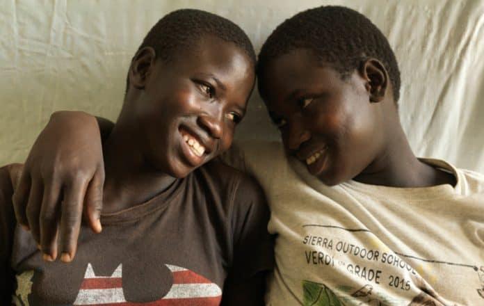 ACNUR refugiados de Sudán del Sur