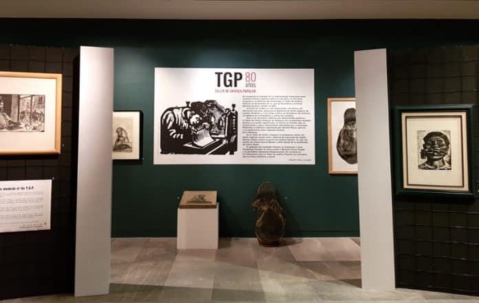 TGP 80 años: Taller de Gráfica Popular