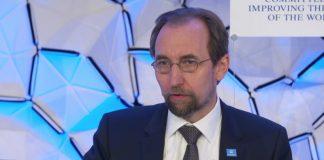 DDHH de trabajadores LGBTI en el Foro Económico Mundial de Davos