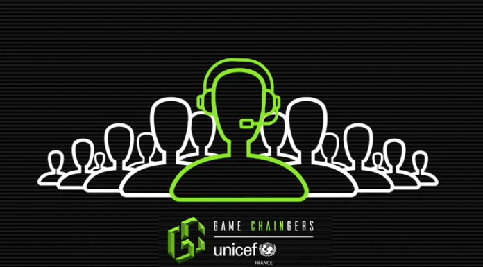 UNICEF y Game Chaingers