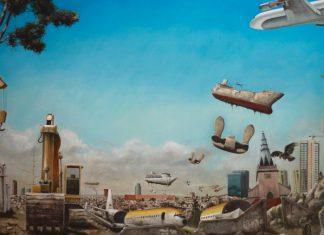 La Ciudad de México en el arte. Travesía de ocho siglos