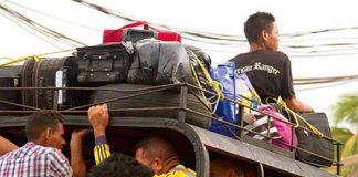 desplazamientos forzosos en Colombia