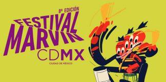 Festival Marvin CDMX 2018