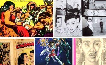 Simposio Internacional Historieta, Manga y Cultura Popular en la ENAH