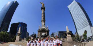 Mujeres por el Clima en la CDMX