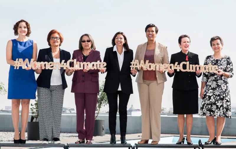 Women4Climate 2018 en la CDMX Mujeres por el Clima