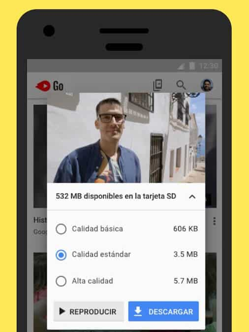 YouTube Go llega a México