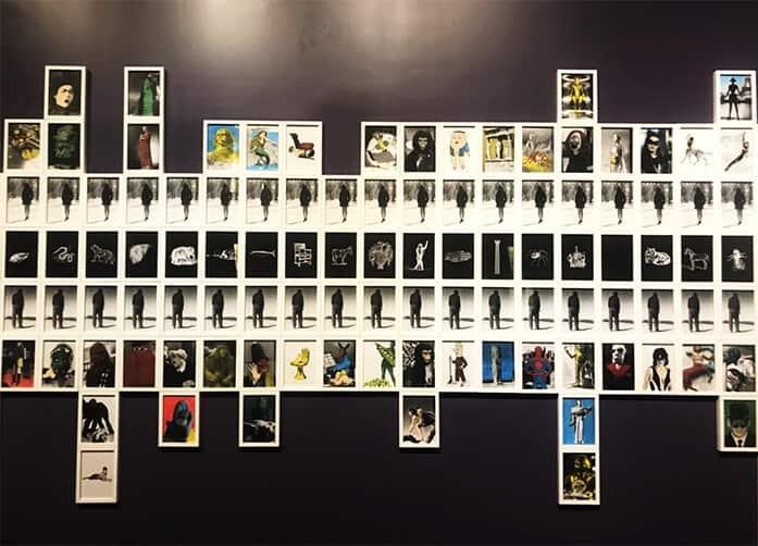 'Híbridos. El cuerpo como imaginario', Museo de Bellas artes