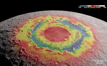 Tour of the Moon 4K NASA