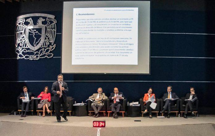 Foro México 2018: Desafíos de la nación UNAM