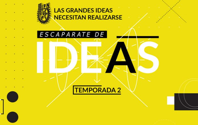 Segunda temporada de Escaparate de ideas