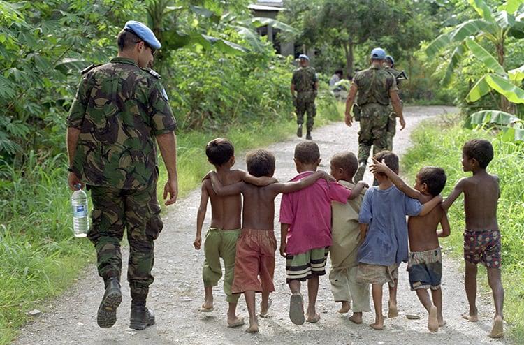 Invertir en la paz es un negocio rentable ONU