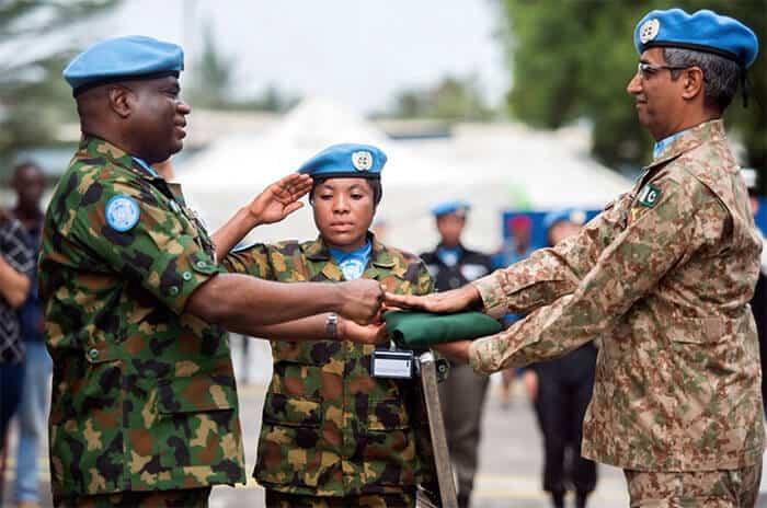 Concluye con éxito la Misión de la ONU en Liberia UNMIL