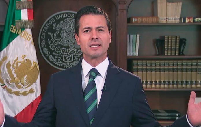 Ante amenazas de Trump, Peña Nieto envía mensaje emotivo