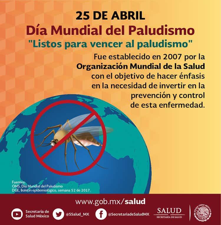 Venezuela, primer lugar de casos con paludismo
