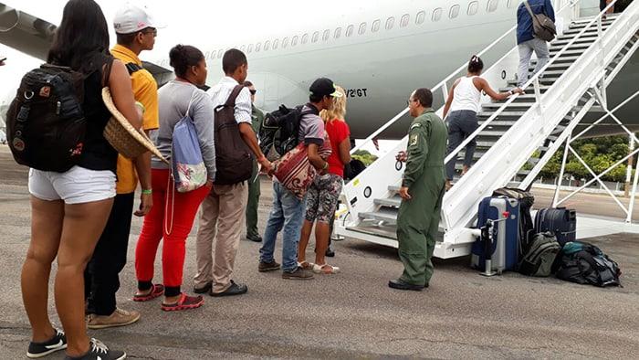 800 venezolanos ingresan a Brasil cada día