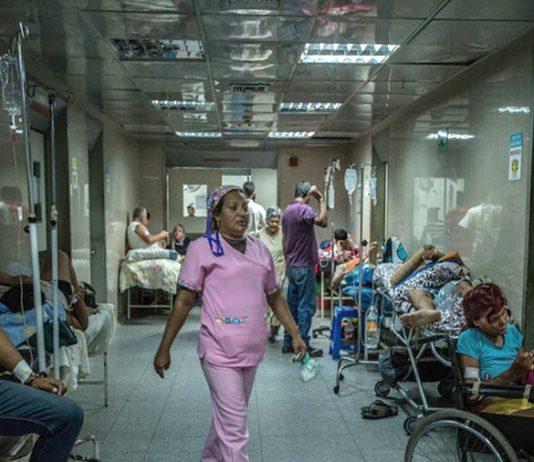 Venezuela, primer lugar en aumento de casos de paludismo o malaria