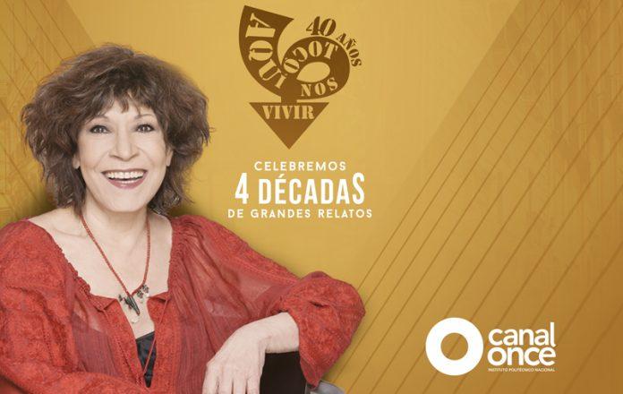 40 años de Aquí nos tocó vivir de Cristina Pacheco