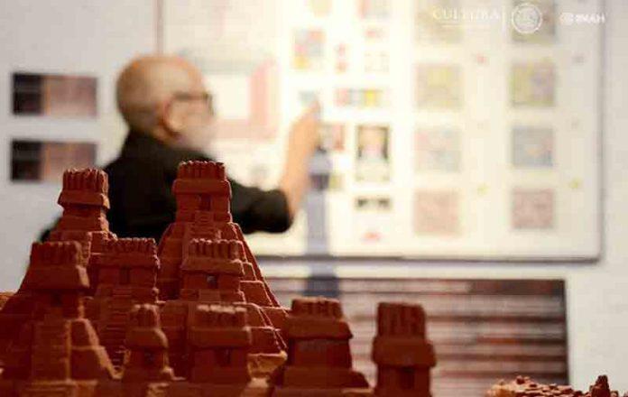 INAH exposición arquitectura del México antiguo