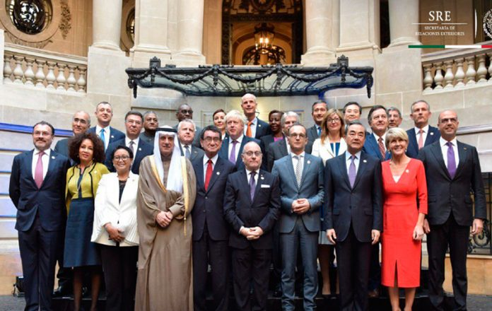 Reunión de Ministros de Relaciones Exteriores del G20
