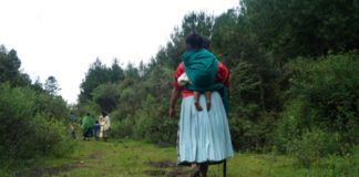 Mujeres Indígenas: tierra y territorio exposición INEHRM